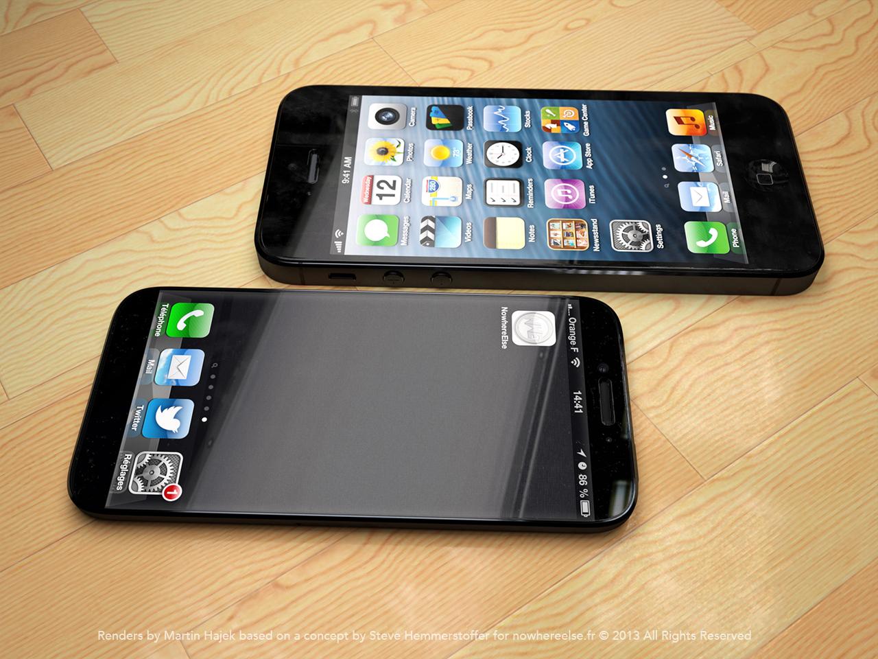iphone 6 apple veut le vendre 100 dollars de plus qu. Black Bedroom Furniture Sets. Home Design Ideas