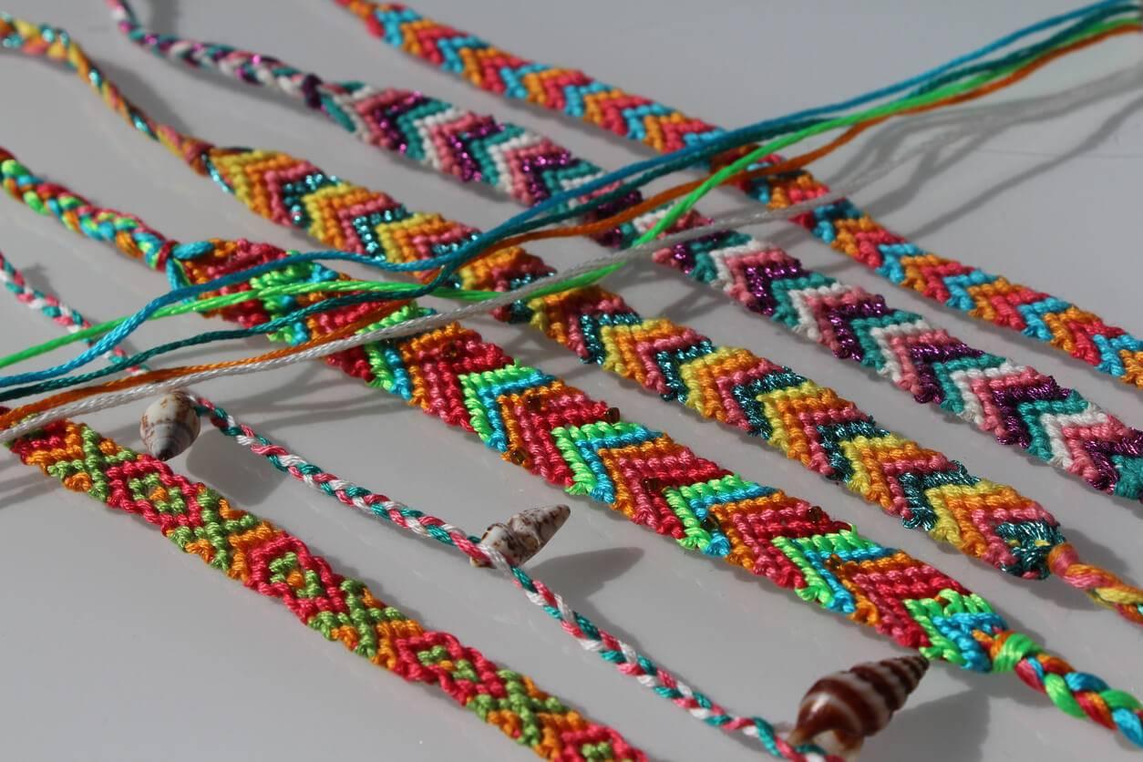 materiel bracelet bresilien