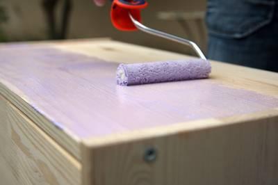 Laquer un meuble en bois for Laquer un meuble en bois