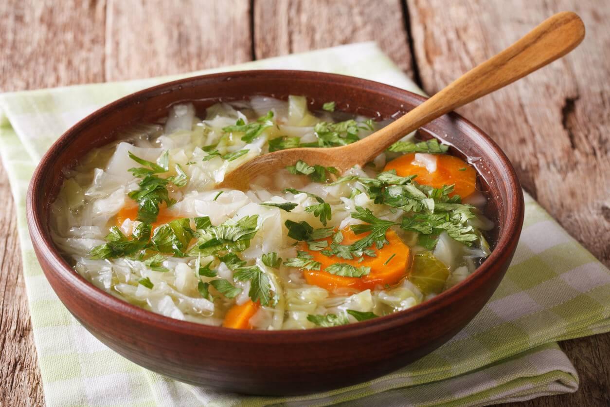 Le régime soupe aux choux pour maigrir vite ! | Pratique.fr
