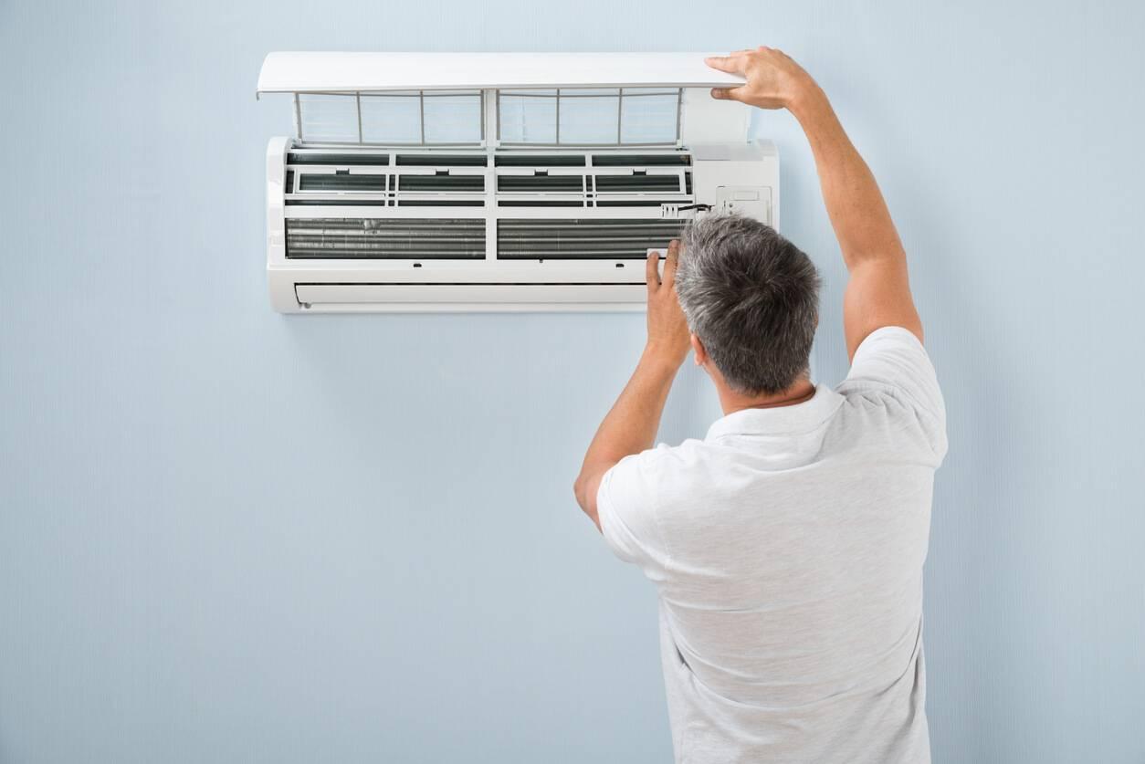 Les pr cautions prendre avant et pendant l installation d une climatisation - Combien coute l installation d une climatisation ...
