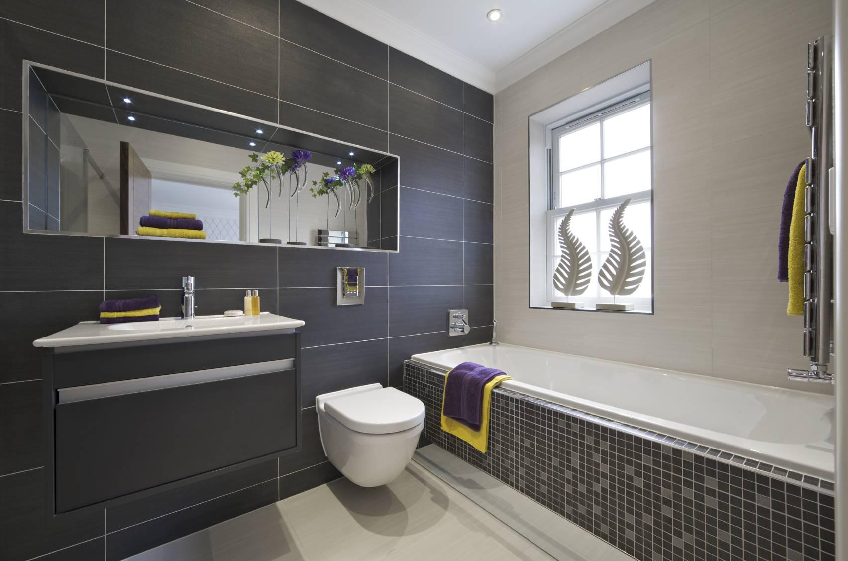 Comment choisir son miroir pour sa salle de bain for Photo salle de bain design
