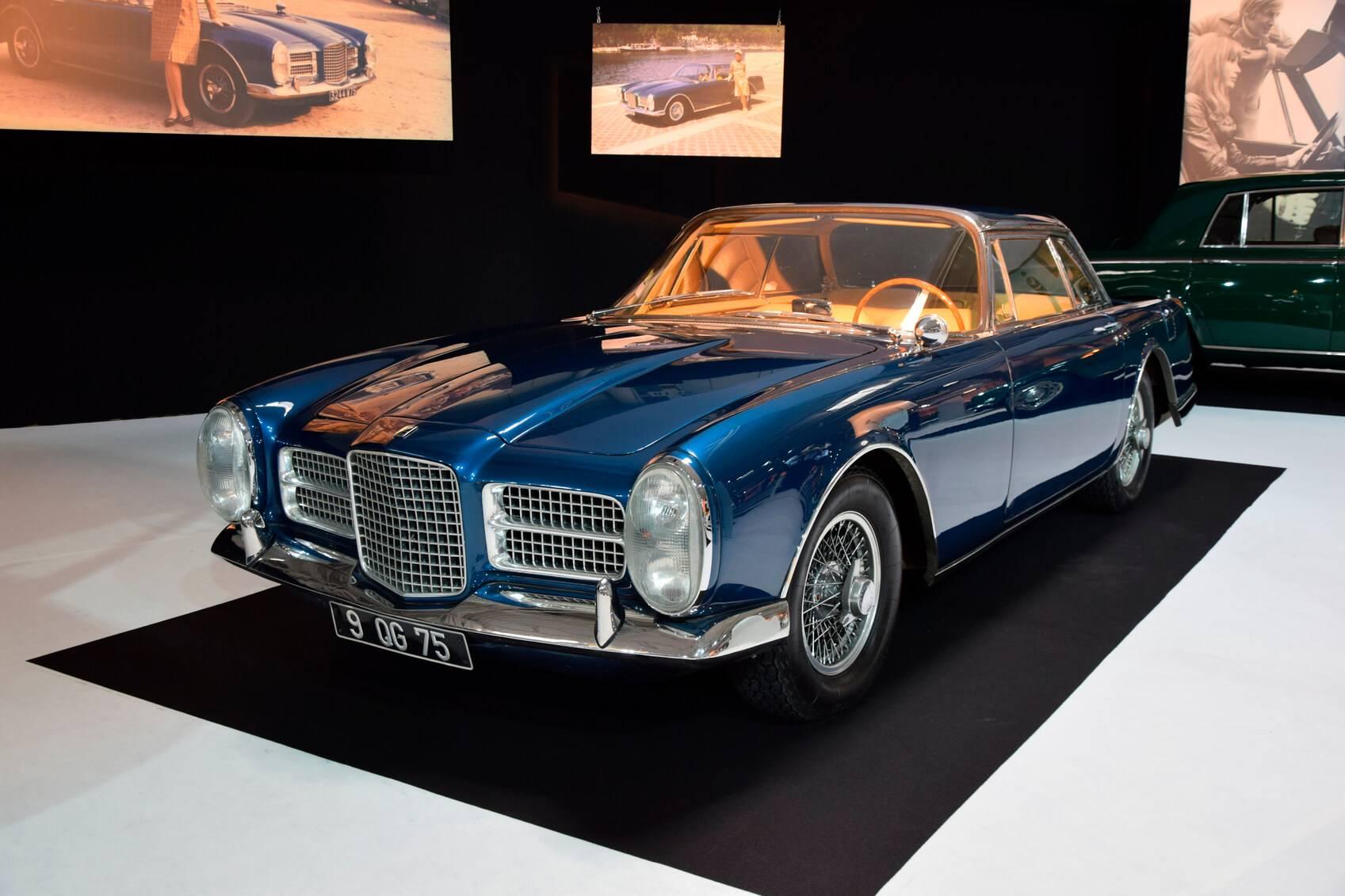 Mondial de l 39 automobile le salon auto le plus visit au - Le plus grand salon automobile du monde ...