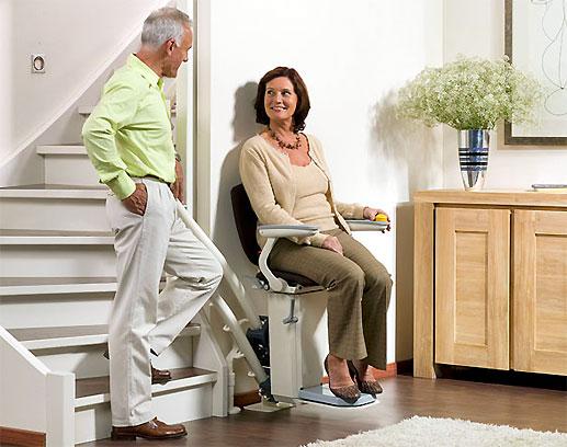 fauteuils ou chaises monte escaliers. Black Bedroom Furniture Sets. Home Design Ideas
