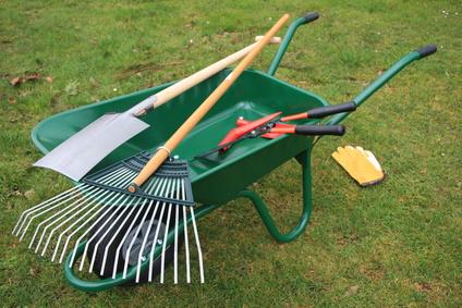 Outils de base pour jardiner for Jardinier entretien jardin