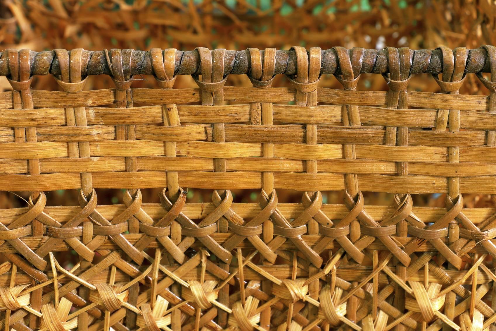 Int grer le rotin et la paille dans la d coration - Travailler dans la decoration ...