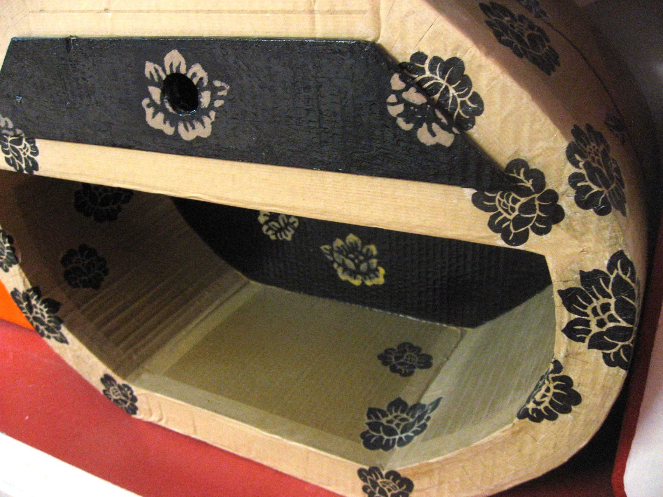 D corer un meuble avec du papier - Decorer un meuble ...