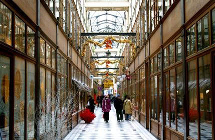 Passages couverts paris - Droit de passage servitude 30 ans ...