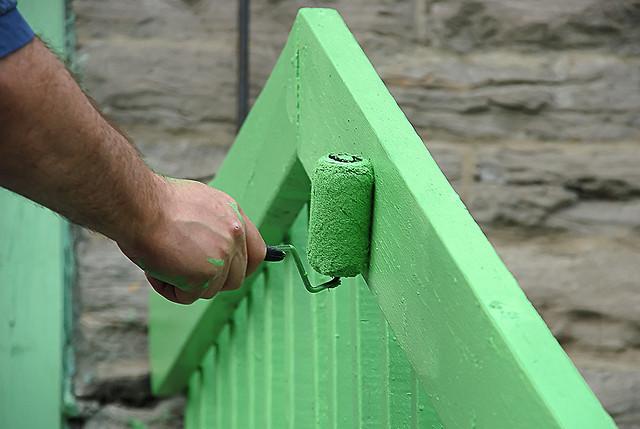 Peindre une maison infos pratiques budget comparatif for Peindre une maison