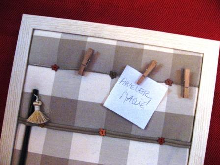fabriquer un pense b te en carton. Black Bedroom Furniture Sets. Home Design Ideas