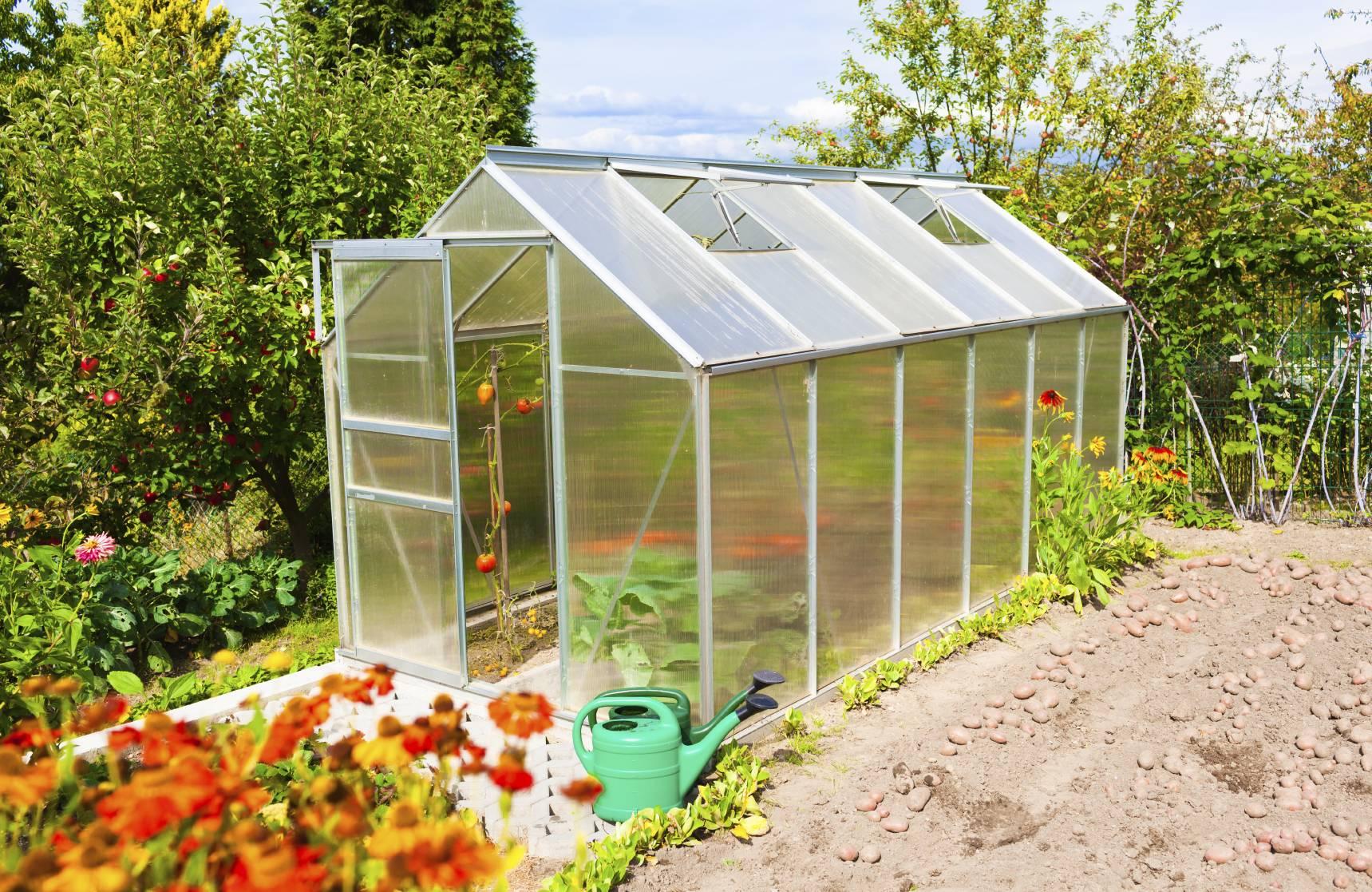 L 39 entretien des parois et des outils d 39 une serre de jardin for Entretien jardin emploi