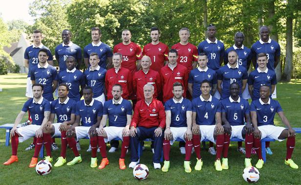 Coupe Du Monde De Football L Equipe De France 2014 Pratique Fr