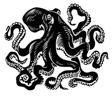 [FACTION FERMÉE] The ութոտնուկ : Syndicat Arménien Pieuvre-dessin-0