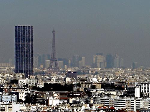 attention la pollution dans l agglom ration parisienne ce lundi. Black Bedroom Furniture Sets. Home Design Ideas
