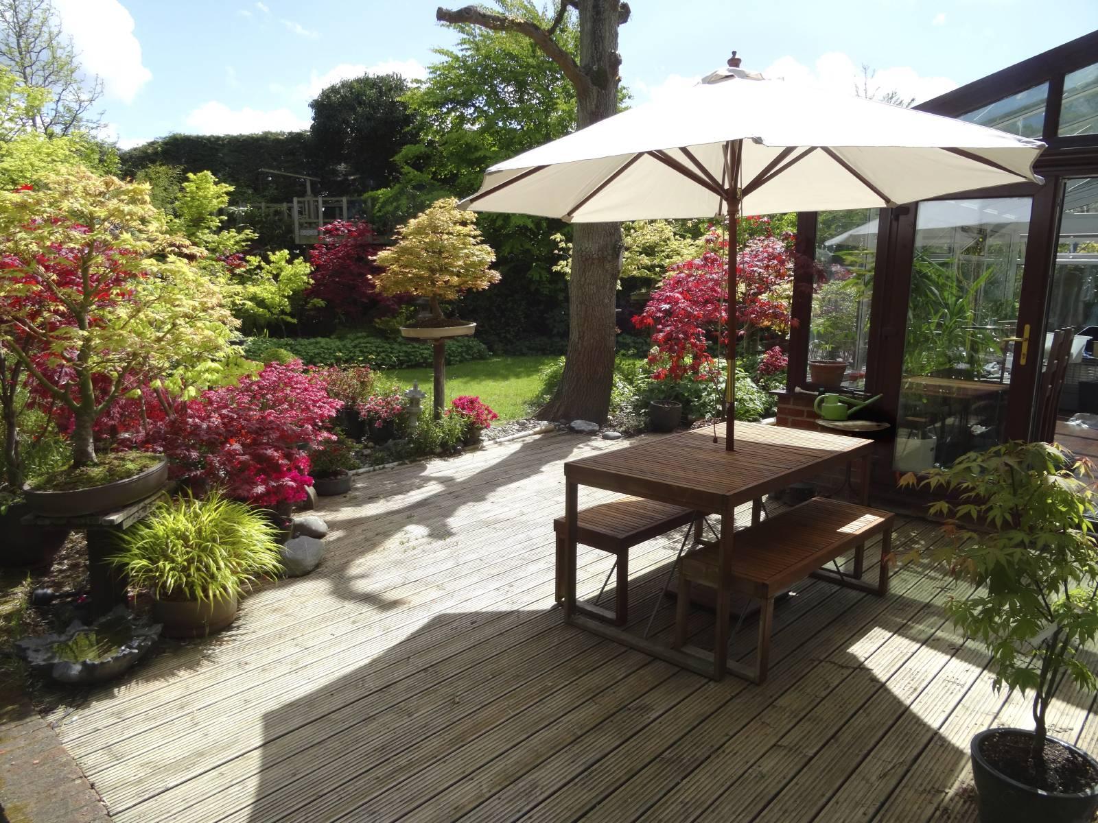 parasol ou voile d 39 ombrage lequel choisir pour votre terrasse. Black Bedroom Furniture Sets. Home Design Ideas