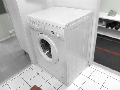 Installation lave linge comment installer une machine laver - Comment laver une friteuse ...