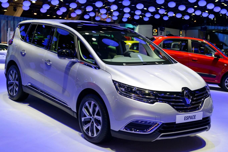 Land Rover Diesel >> Renault Espace 5 : quid des principaux concurrents