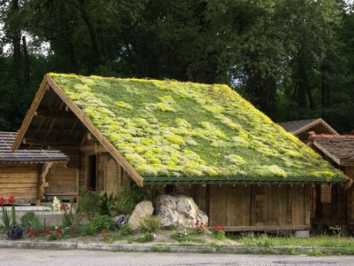 Rendre sa maison plus cologique - Isolation toit cabane jardin perpignan ...