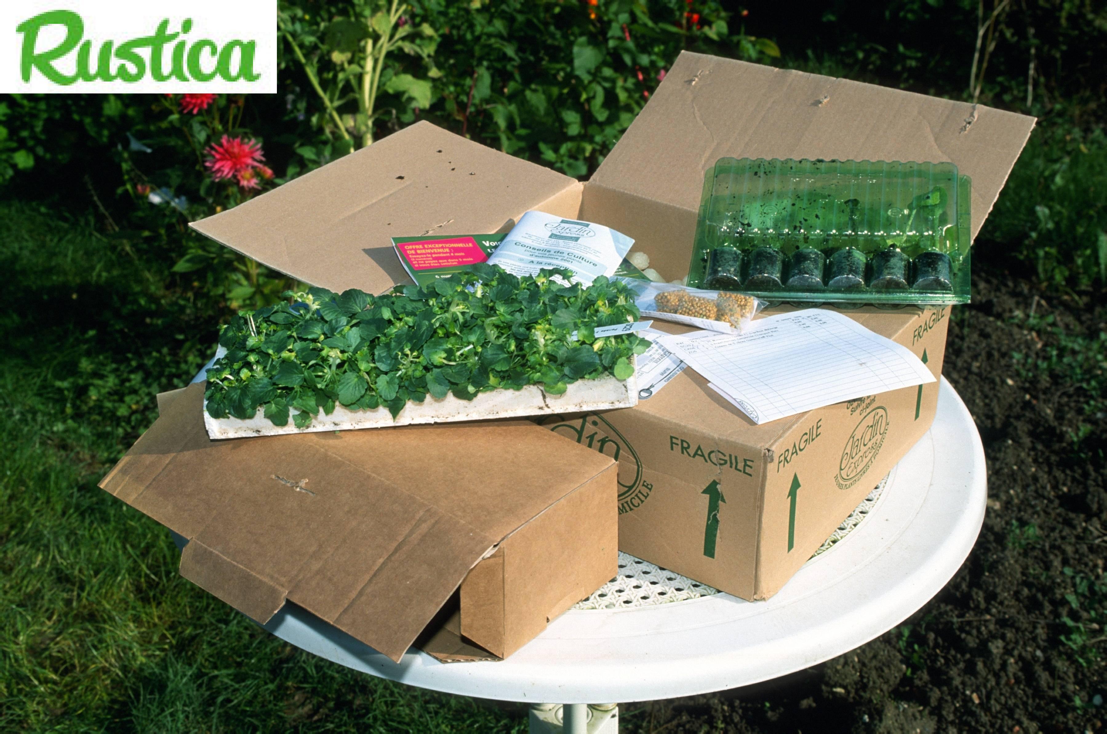 Acheter des articles pour le jardin par correspondance for Acheter jardin