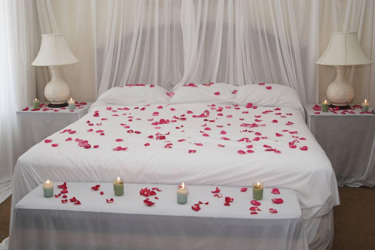 ... : customisez votre chambre u00e0 coucher pour la fu00eate des amoureux