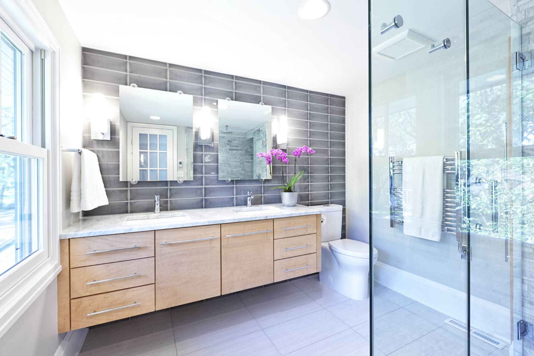 Comment agencer une salle de bain awesome agencement for Agencer une petite salle de bain
