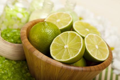 manger peau citron