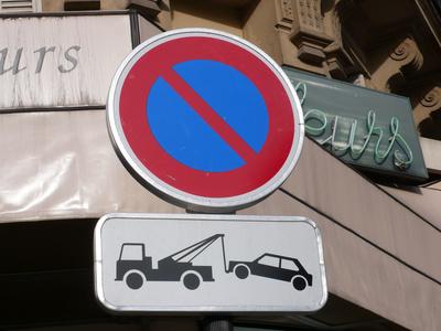 stationnement autoris sur les zones de livraison paris. Black Bedroom Furniture Sets. Home Design Ideas