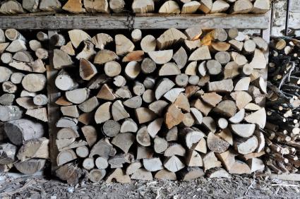 Bois de chauffage conserver et stocker son bois de chauffage - Comment stocker bois de chauffage ...