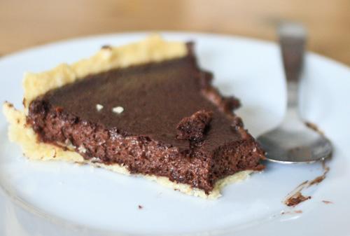 recette de la tarte au chocolat pratique fr