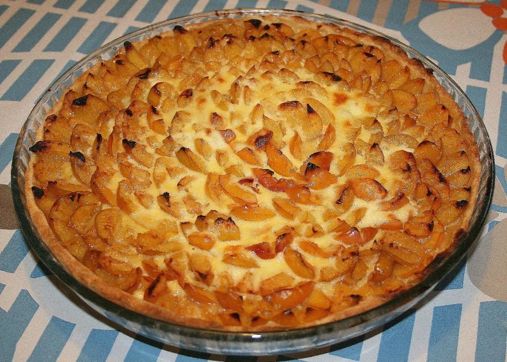 Recette de la tarte aux mirabelles - Recette avec des mirabelles ...