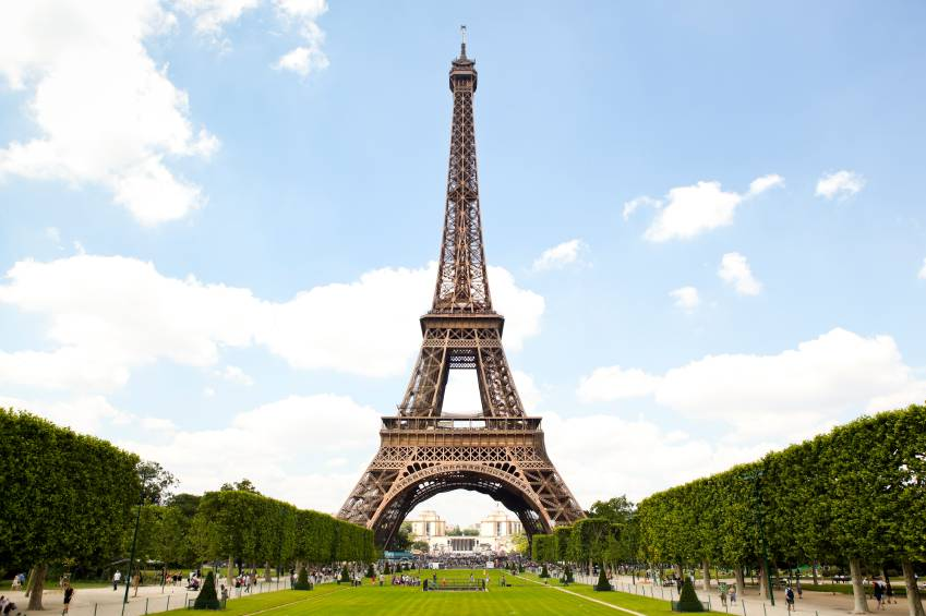 Comment visiter la tour eiffel avec un handicap - Photo de tour eiffel ...