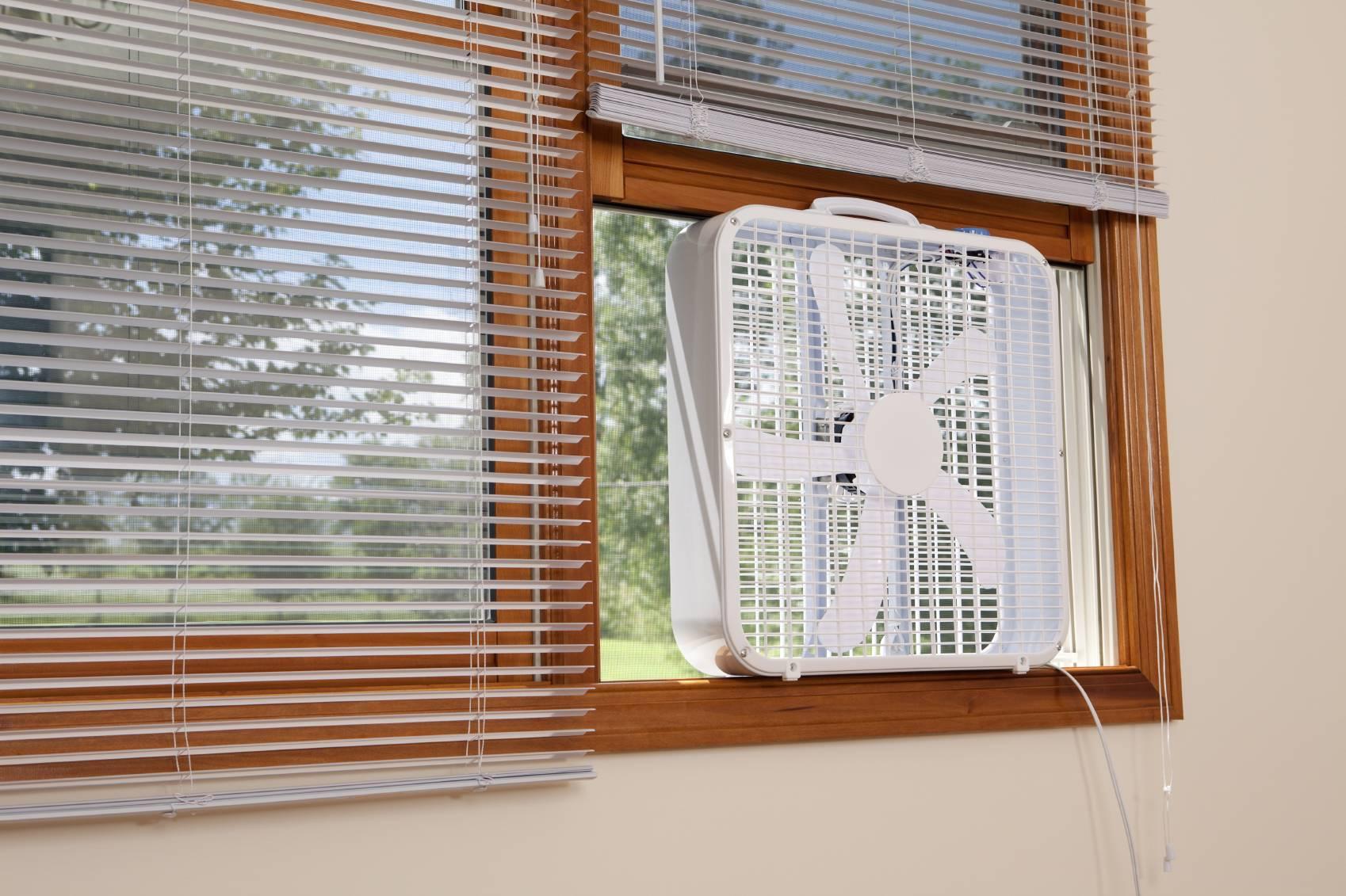 Comment bien utiliser son ventilateur en cas de fortes for Bien choisir son ventilateur